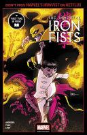 Immortal Iron Fists  Marvel Premiere Graphic Novel
