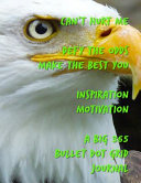 Can't Hurt Me Defy the Odds Make the Best You Inspiration Motivation: A Big 365 Bullet Dot Grid Journal Pdf/ePub eBook