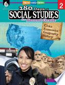 180 Days Of Social Studies For Second Grade