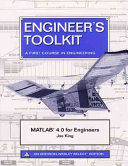 MATLAB 4 0 for Engineers