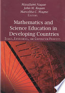 illustration du livre Mathematics and Science Education in Developing Countries