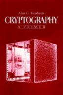 Cryptography  a primer