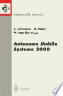 Autonome Mobile Systeme 2000
