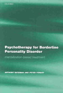 Psychotherapy for Borderline Personality Disorder