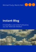 Instant-Blog