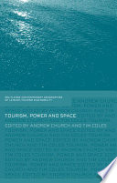 Tourism  Power And Space