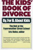 The Kids  Book of Divorce
