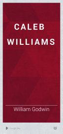 download ebook caleb williams pdf epub