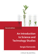 An Introduction to Science and Technology Studies
