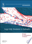 Large Eddy Simulation in Hydraulics
