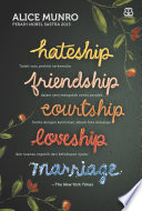 Hateship  Friendship  Courtship  Loveship  Marriage
