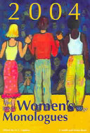 The Best Women s Stage Monologues of 2004