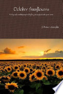 October Sunflowers