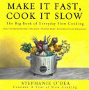 Make It Fast  Cook It Slow