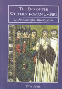 The End of the Western Roman Empire