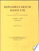 Diplomatarium Danicum, 4, 1 (1376-1379)