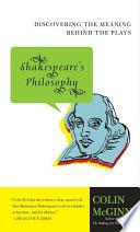 Shakespeare S Philosophy