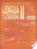 Lengua y literatura II  2a edici  n