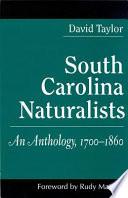 South Carolina Naturalists