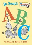 Dr. Seuss's ABC Book Cover