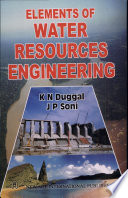 Elements Of Water Resources Engineering