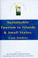 Sustainable Tourism in Islands and Small States
