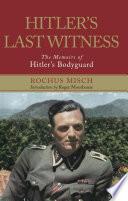 Hitler s Last Witness