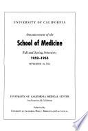 Register - University of California