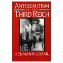 Anti Semitism in the Third Reich