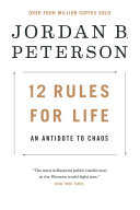 download ebook 12 rules for life pdf epub