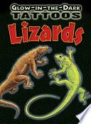 Glow-In-the-Dark Tattoos - Lizards