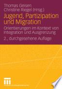 Jugend  Partizipation und Migration