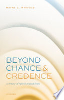 Beyond Chance and Credence Book PDF