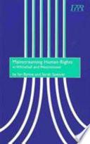 Mainstreaming Human Rights