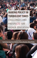 Making Policy In Turbulent Times