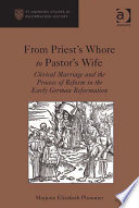 From Priest's Whore to Pastor's Wife