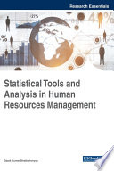 Statistical Tools And Analysis In Human Resources Management