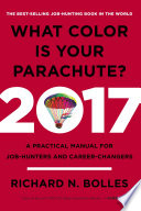What Color Is Your Parachute  2017