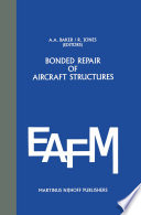 Bonded Repair of Aircraft Structures