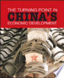 The Turning Point In China S Economic Development