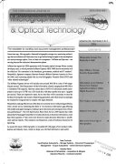 International Journal of Micrographics   Optical Technology