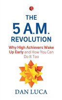 THE 5 AM REVOLUTION Book PDF