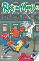 Rick & Morty #1 by Zac Gorman
