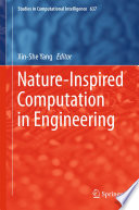 Nature Inspired Computation in Engineering