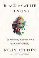 cover img of Black-and-White Thinking