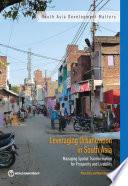 Leveraging Urbanization in South Asia