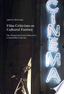 Film Criticism as Cultural Fantasy