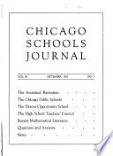 Illinois Schools Journal