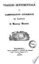 Viaggio sentimentale al camposanto colerico di Napoli di Lorenzo Borsini