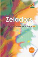 Zeladors de L institut Catala de la Salut  Temari  Ebook